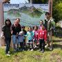 5/6/2013 10:52:01 AM ハイキングコース新看板(笠間市 旧看板は2005年を見てください。)