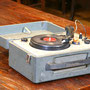 PORTABLE RECORD PLAYER 日本 電蓄