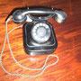 富士型自動式卓上電話機