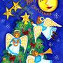 クリスマスの天使