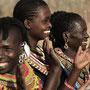 Frauen vom Stamm der Samburu