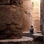 Säulenhalle im Temüel von Karnak