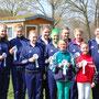 A-Team: Platz 3 beim Gruppen-Bock-Wettbewerb