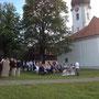 Wahlkampferöffnung auf Heiligkreuz 27.07.2015