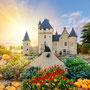 Château du Rivau Außenansicht