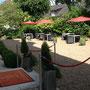 Le Pavillon des Lys - Garten
