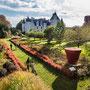 Château du Rivau vom Garten aus