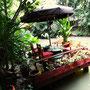 Lai Thai Restaurant: Salas über dem See