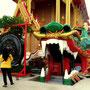 Green-Mango Bangkok Touren: Wat Takien Floating Market