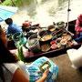 Green-Mango Bangkok Touren: ตลาดน้ำวัดตะเคียน นนทบุรี