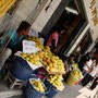 Green-Mango Bangkok Touren: Klebereis mit Mango bei Kor Panich