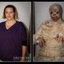 Johanna Rauscher: Kostüm und «Mumie»