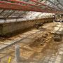 Vorbereitung für den Betonboden