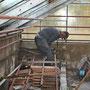 Arbeit mit schwerem Geschütz