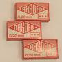 Rasofin Industrie-Klingen, Gradkopf 0,20mm Box à 10 Stk.