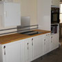 unsere neue Küche