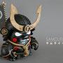 SAMOURSAI / 2017 by FAKIR / http://fakirdesign.com/