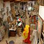 Atelier von Jo Stolz in Erftstadt Erp