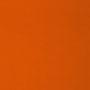 "Orange - Tissu épais uni ""bachette"""