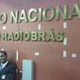 憧れのRadio Nacional !!! の受付です。