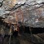 Trona interno roccia verde pietra ollare