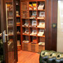Begehbarer Humidor • Y JULIETA - finest cigars • München