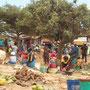 Markt in Kayanga.