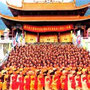 Ordination des Abtes des Xu Yun Chan Yuen im Mai 1998 (während einer Mönchsordination von 300 Mönchen im Hong Fa Temple in China)