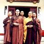 Chuan Zhi im Kloster Hong Fa (China) während seiner Ausbildund (1998)