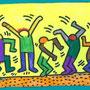A la manière de Keith Haring