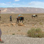 Les nomades - Claudine LOKOCKI