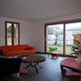 Wohnzimmer (Foto odermatt architectes couze et st front)