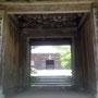 雲巌寺 侘びた禅寺