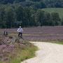 Radtour in der Heide