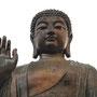 Der sitzende Buddha