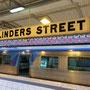 Flinders Street Station...