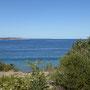 Blick zur Mornington Peninsula