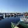 Nachmittags am Hafen von Queenscliff - morgen geht es wieder nach Nigeria...