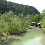 Flüsschen im Nationalpark