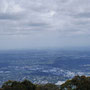 Blick auf Melbourne...
