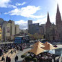 Zwischenspiel in Melbourne