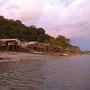 Siedlung am Flussufer