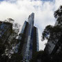 Der Eureka Tower...