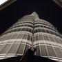 Die Ausscihtsplattform ist noch lange nicht der höchste Punkt des Burj Khalifa
