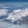 ...und kann mir das wunderbare Patagonien noch mal von oben anschauen!