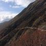 Weg durch den Himalaya