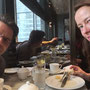 Frühstück im 59. Stock