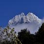 Der Thamserku (6608 m)