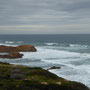 ...und in der Bass Strait geht die Post ab