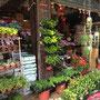 Blumenladen in Taipei
